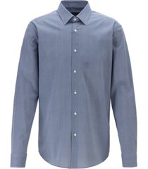 boss men's eliott regular-fit shirt
