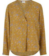 blus jdyzoey treats l/s v-neck blouse