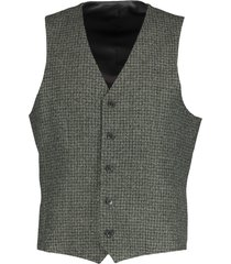 matinique gilet - slim fit - groen