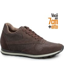 sapatenis sneakers alth 8605-03-café-42