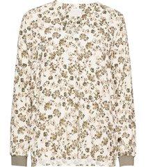 paxpw bl blouse lange mouwen crème part two