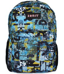 maletin estampado zenit new student
