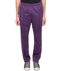 needles pants in viola polyester