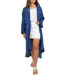 sissel edelbo morning glory pocket kimono