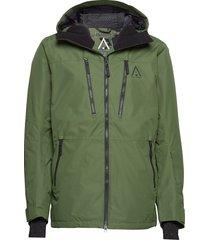 grid jacket outerwear sport jackets grön wearcolour