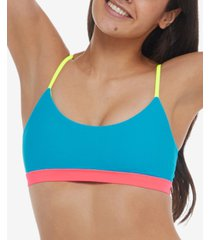 body glove spectrum aro bralette bikini top women's swimsuit