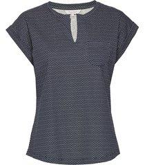 keditapw ts blouses short-sleeved blå part two