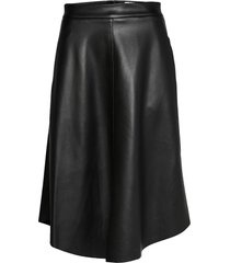 kendra skirt knälång kjol svart twist & tango