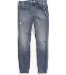 tommy hilfiger women's adaptive jegging fit jean medium wash - 14