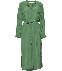 penny maxiklänning festklänning grön rabens sal r