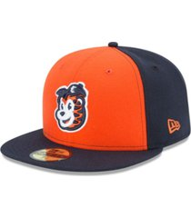 new era connecticut tigers ac 59fifty fitted cap