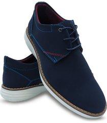 zapato azul oscuro fasucol monacotc030