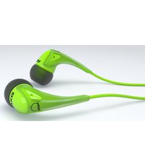 audífonos akg q350, in ear verde