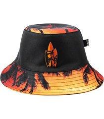 chapéu bucket hat mxc brasil prancha de surf california - masculino