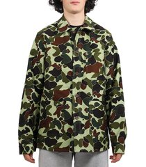 junya watanabe eye camouflage jacket