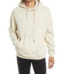 men's ksubi men's kross biggie graphic hoodie, size xx-large - beige