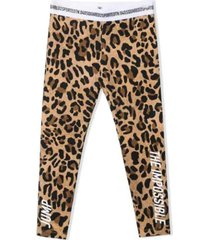 dsquared2 animal print leggings