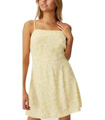 cotton on woven kendall mini dress