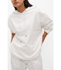 mango hoodie cotton sweatshirt