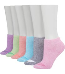 hanes women's ultimate core lightweight no show socks