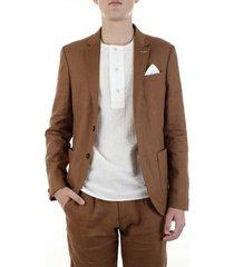 blazer bicolore f1916-oleandro