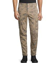 skinny camo cargo pants