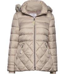 outdoor jacket no wo fodrad jacka beige gerry weber edition