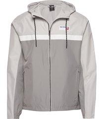nb athletics 78 jacket tunn jacka grå new balance