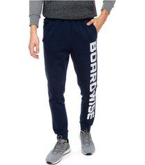 pantalón azul boardwise boardwise