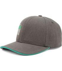 gorra gris-verde colore