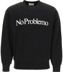 aries sweatshirt with no probemo print