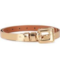 ralph lauren gold belt