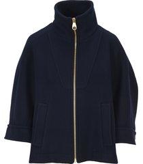 chloe mariner wool jacket