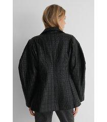 na-kd trend blazer - black