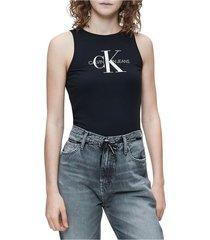 j20j213050 monogram stretch t-shirt
