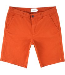 farah hawk chino shorts - goldfish f4hs9073