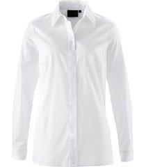 camicetta elasticizzata lunga (bianco) - bpc selection