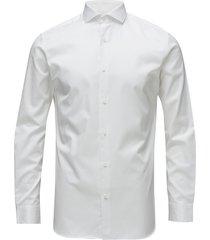 slhslimsel-pelle shirt ls b noos skjorta business vit selected homme