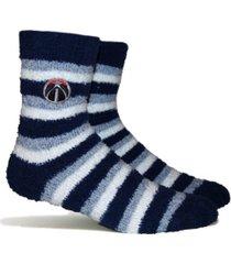 stance women's washington wizards fuzzy steps socks