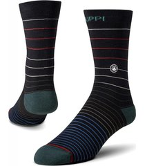 calcetin hombre travel & walk light socks azul lippi
