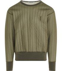 ambush padded sweatshirt