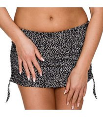 saltabad leo bikini skirted brief with string * gratis verzending *