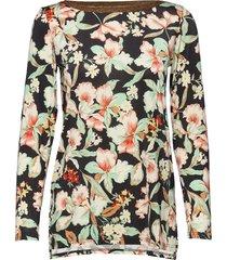 blouse blouse lange mouwen multi/patroon ilse jacobsen