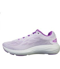 zapatilla violeta running under armour ua w charged pursuit 2 lam