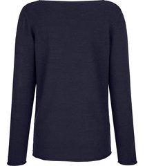 tröja dress in marinblå