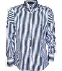 brunello cucinelli button down shirt slim fit