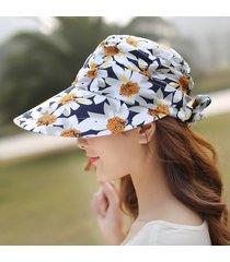 sombrero para mujer, femenino marea verano gran sol-rojo