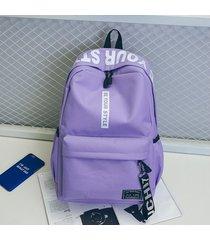 mochilas hombres pequeñas mochila de viaje oxford simple mujeres hombres