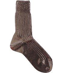 ann demeulemeester short socks