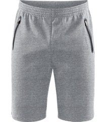 craft emotion sweatshorts men 042062 grijs